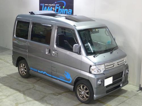 三菱・ミニキャブ ミーブ(ZAB-U67V)