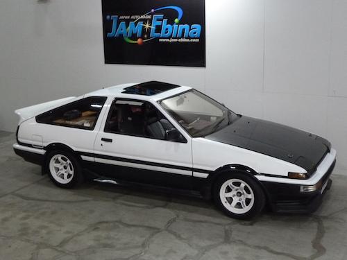 トヨタ・スプリンタートレノ(E-AE86)