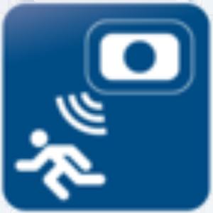 モーションセンサーアラートメール通知機能