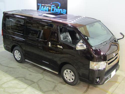 トヨタ・レジアスエース (CBF-TRH200W)