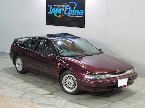 スバル・アルシオーネSVX(E-CXW)
