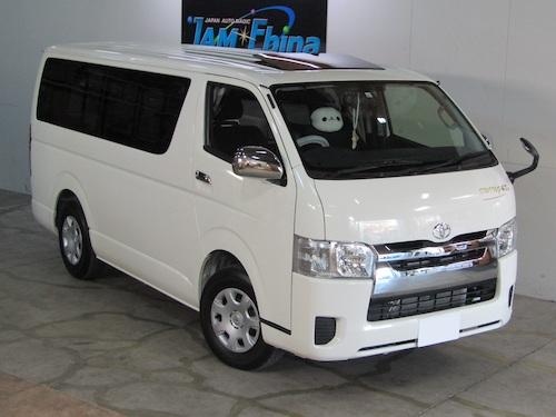 トヨタ・ハイエース(CBF-TRH200V)