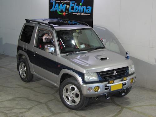 三菱・パジェロ ミニ(TA-H58A)
