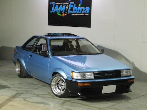 トヨタ・カローラレビン(E-AE86)