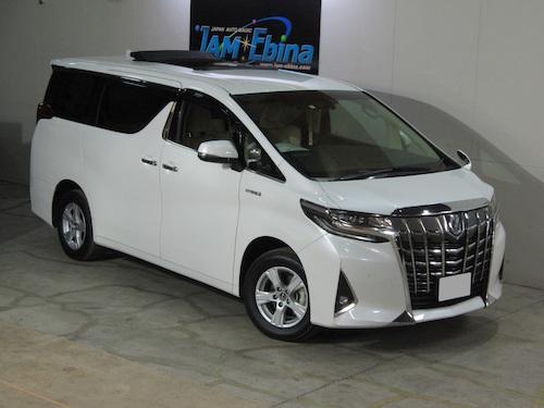 トヨタ・アルファード(DAA-AYH30W)