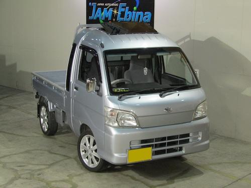 ダイハツ・ハイゼットトラックジャンボ(EBD-S201P)