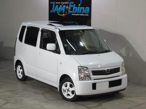 マツダ・AZワゴン(DBA-MJ21S)