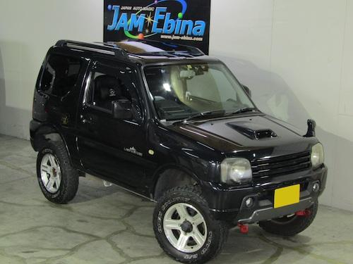 スズキ・ジムニー(ABA -JB23W)