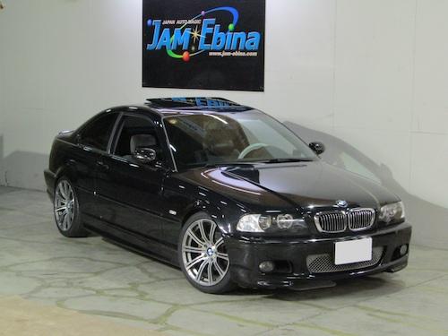 BMW・318ci(GH-AL19)