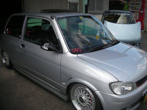 ミラ(L700S)