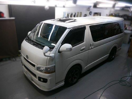 ハイエース(TRH200V)