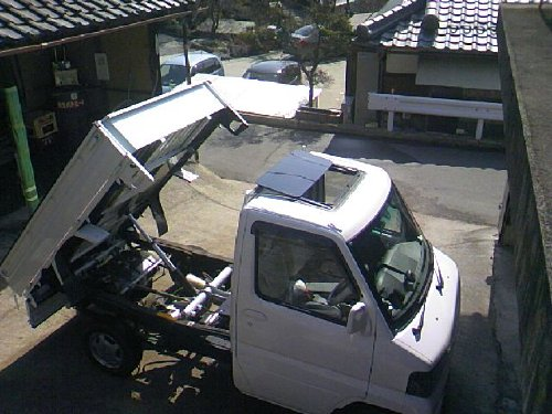 ミニキャブトラック(U62T)
