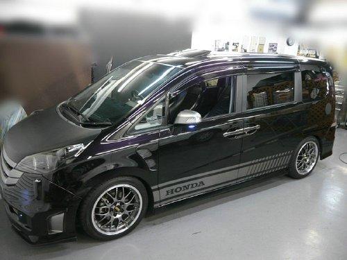 ステップワゴン スパーダ(RG1)