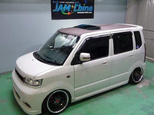 AZ-ワゴン(MJ22S)