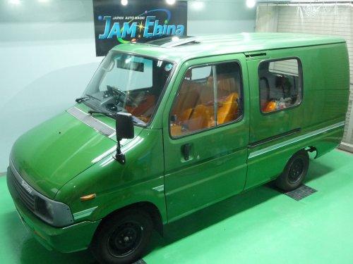 トヨタ・デリボーイ(KYC10V)
