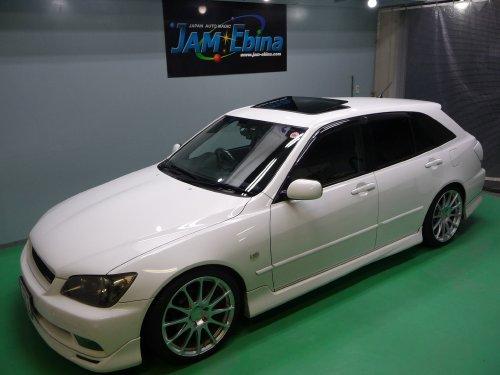 トヨタ・アルテッツァジータ(GXE10W)