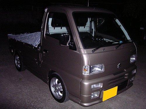 スズキ・キャリイ(DC51T)
