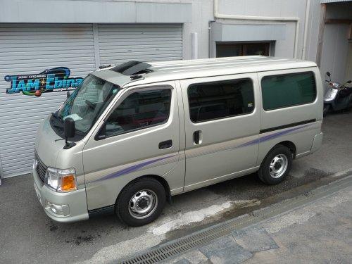 日産・キャラバン(VWE25)