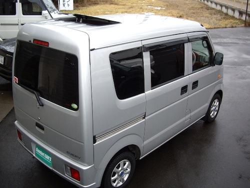 スズキ・エブリイ(DA64V)