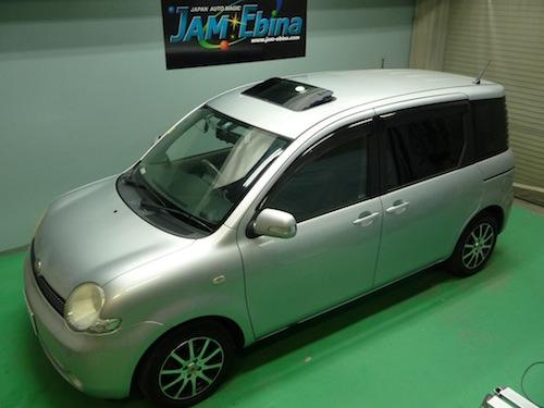トヨタ・シエンタ(NCP81G)