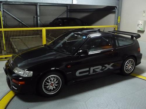 ホンダ・CR-X(EF8)