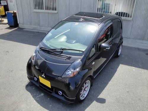 三菱・i(HA1W)