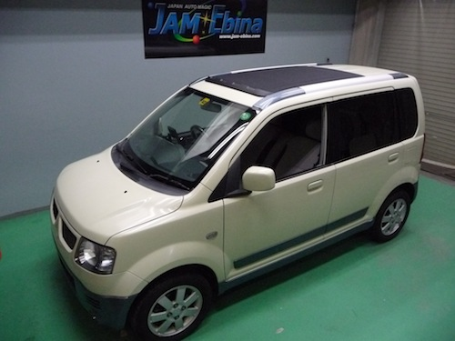 三菱・ekアクティブ(H81W)