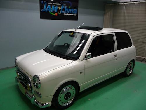 ダイハツ・ミラジーノ(TA-L700S)