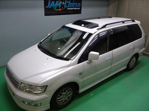 三菱・シャリオグランディス(GF-N94W)