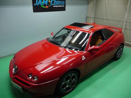 アルファロメオ・GTV(GF-916CI)
