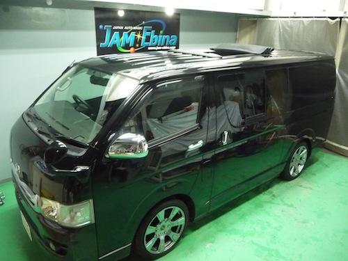 トヨタ・ハイエース(TRH200V)