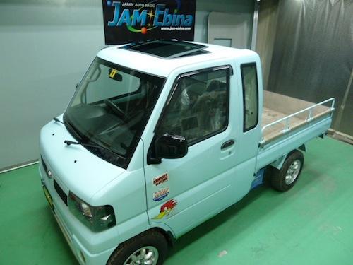 日産・クリッパー トラック(GBD-U72T改)