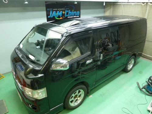 トヨタ・ハイエース(ADF-KDH201V)
