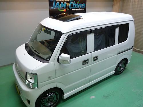 スズキ・エブリィ(EBD-DA64V)