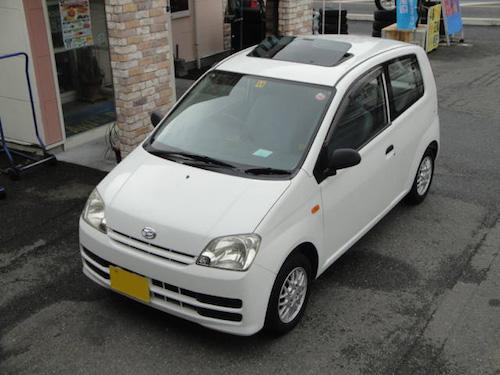 ダイハツ・ミラ(TA-L250S)