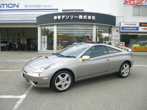 トヨタ・セリカ(ZZT230)
