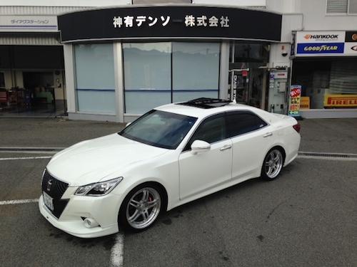 トヨタ・クラウン(GRS210)