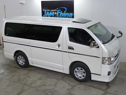 トヨタ ハイエース(KDH201V)