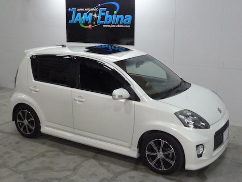 トヨタ パッソ(DBA-QNC10)