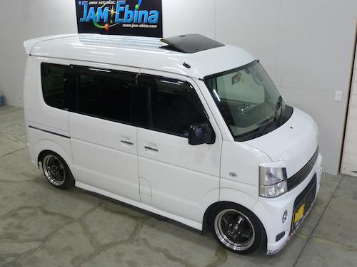 スズキ エブリイ(EBD-DA64V)
