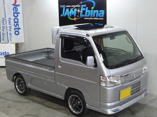 ホンダ アクティ(EDB-HA9)