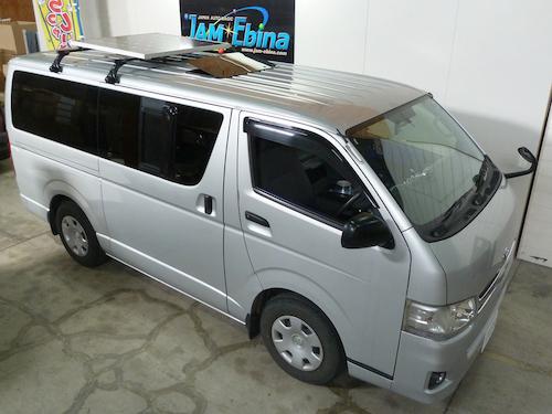 トヨタ ハイエース(CBF-TRH200V)