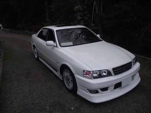 トヨタ・チェイサー(GX100)