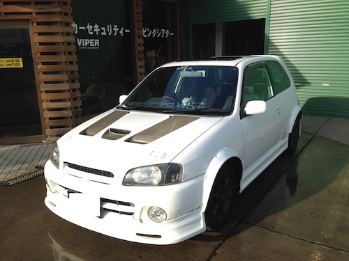 トヨタ・スターレット(E-EP91)