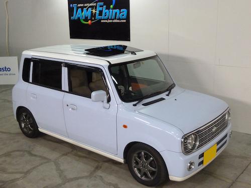 スズキ・ラパン(CBA-HE21S)