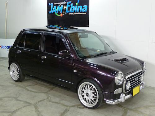 ダイハツ・ミラジーノ(GF-L700S)