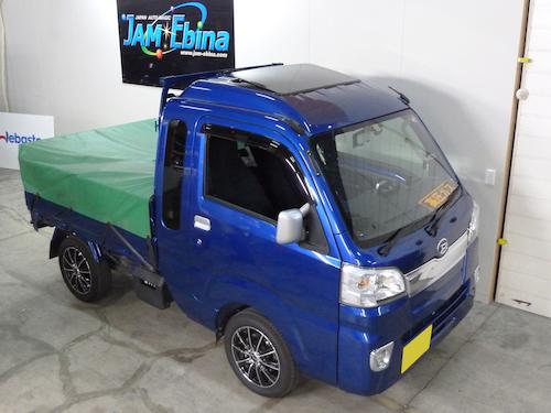 ダイハツ・ハイゼットトラック(EBD-S500P)
