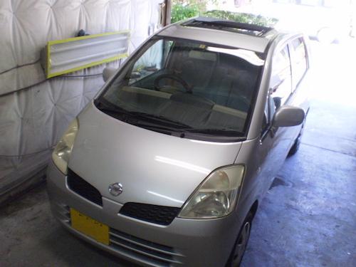 日産・モコ(MG21S)