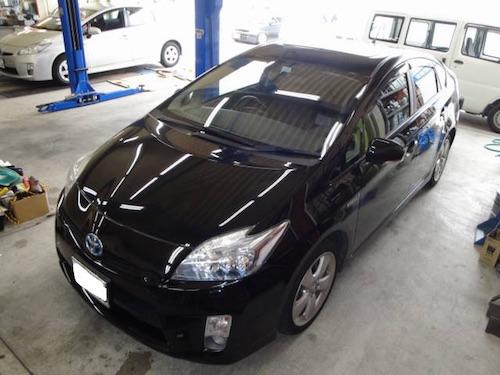 トヨタ・プリウス(ZVW30)