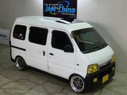 スズキ・エブリィ(GD-DA52V)